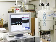 Mercury-300 NMR装置