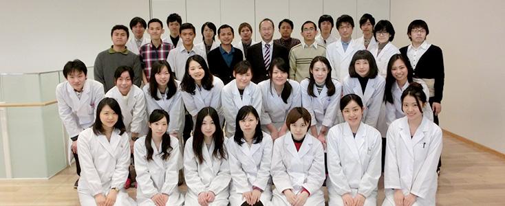 臨床薬学研究室