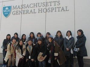 海外薬学研修レポート(アメリカ、ボストン、現地からのレポートをお届けします。)